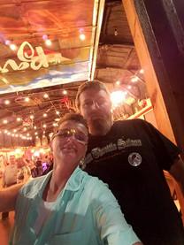 Rhonda and Aaron