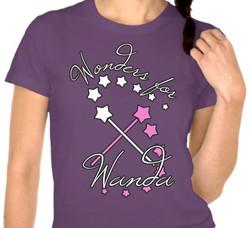 Wonders for Wanda - purple
