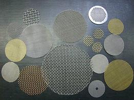 Bearbetade produkte metallduk