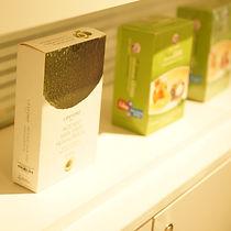 Facil SPA products at EVA nails & café