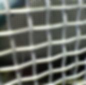 metallduk i två lager