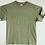 Thumbnail: KAGOSHIMACITY(綿Tシャツ)ライトオリーブ×オリーブ