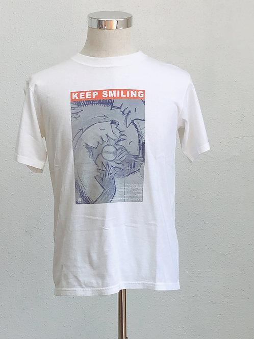 KEEP SMIRING