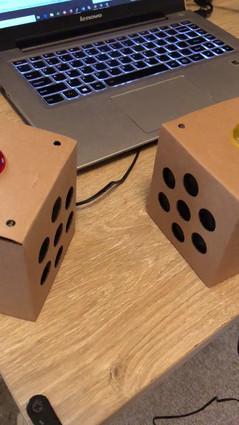 Electric Desert Singing Robots.mov