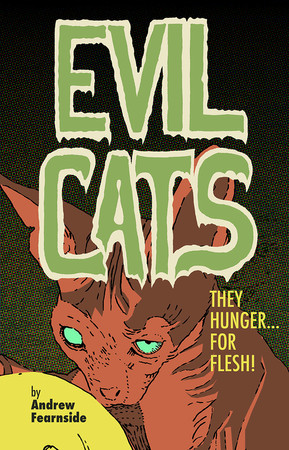 Evil Cats front cover