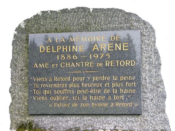Delphine Arène - Âme et Chantre de Retord