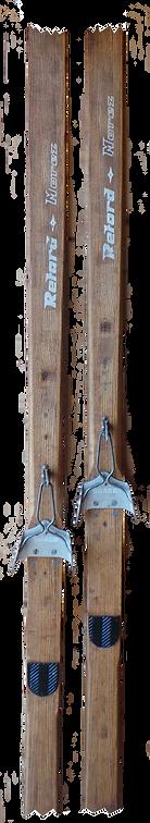 Skis Retord - Fabriqués à Morez - Gîte du Pelaz - Hotonnes