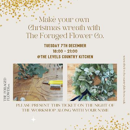 Christmas Wreath Making - 7th December