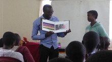 Kibera the book returns home...