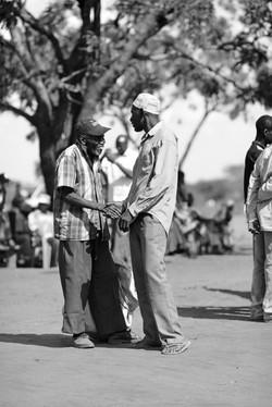 Maungu - when old friends meet