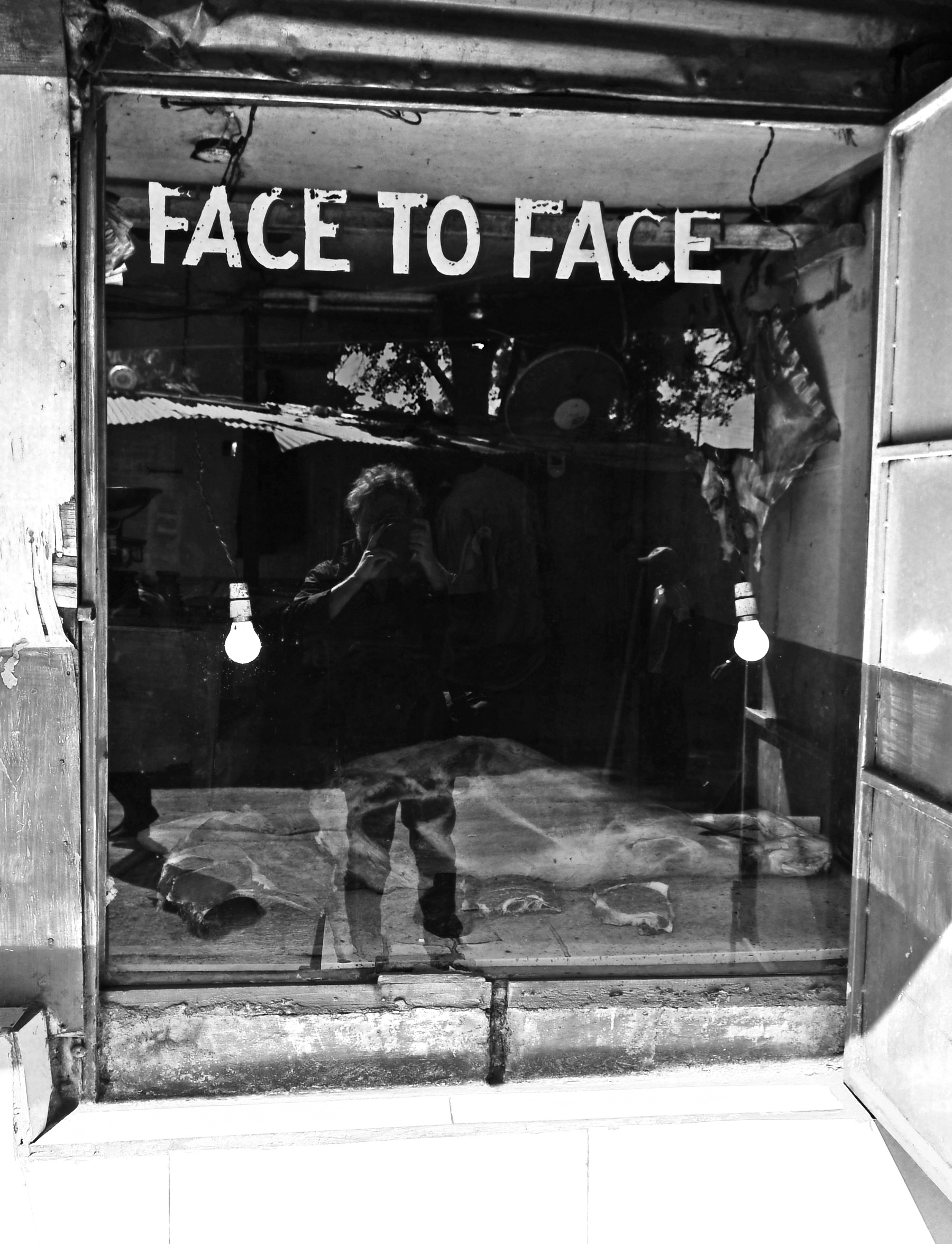 Face to Face Self Portrait