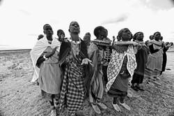 Samburu Women Singing