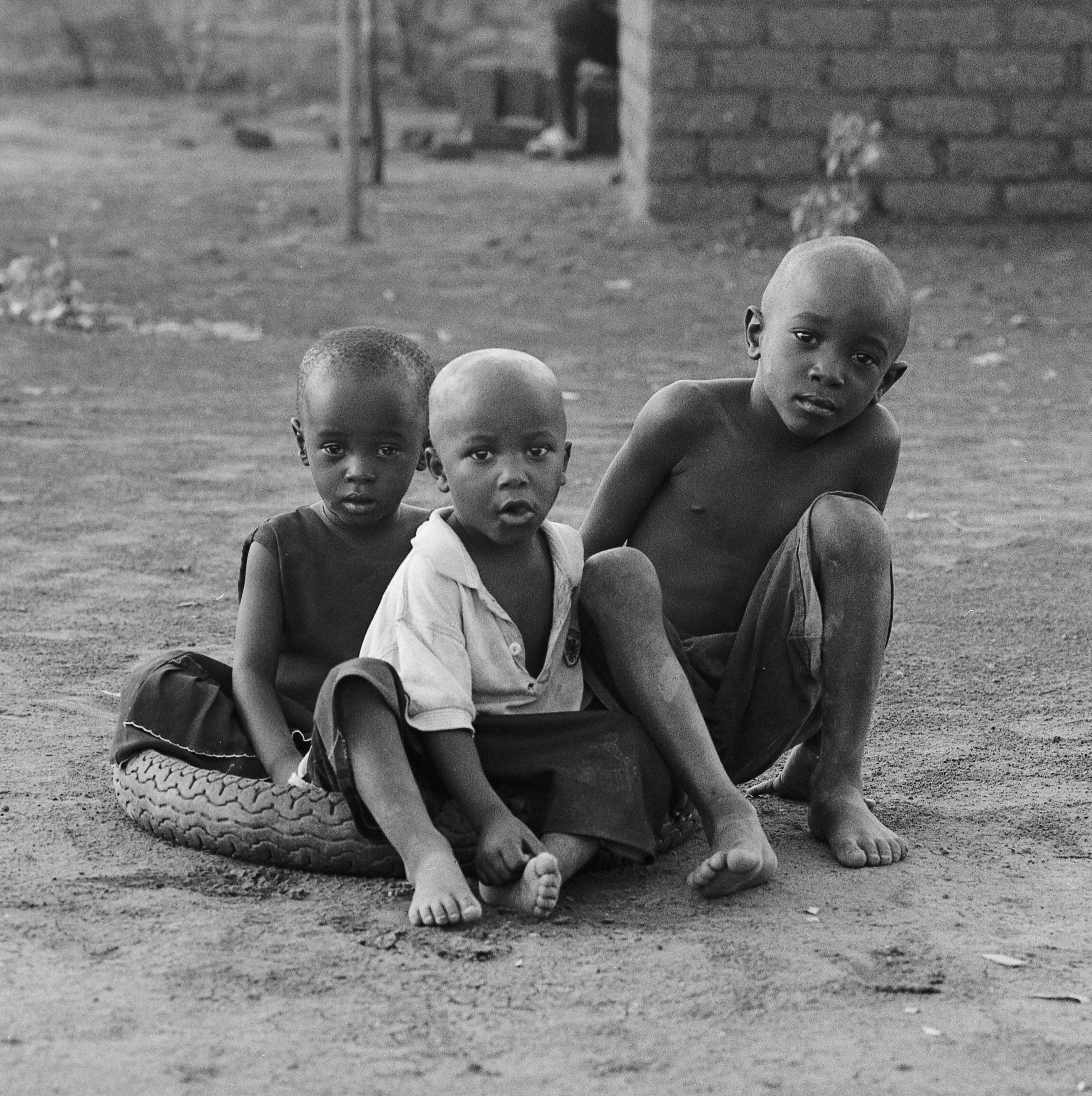 Burundian kids