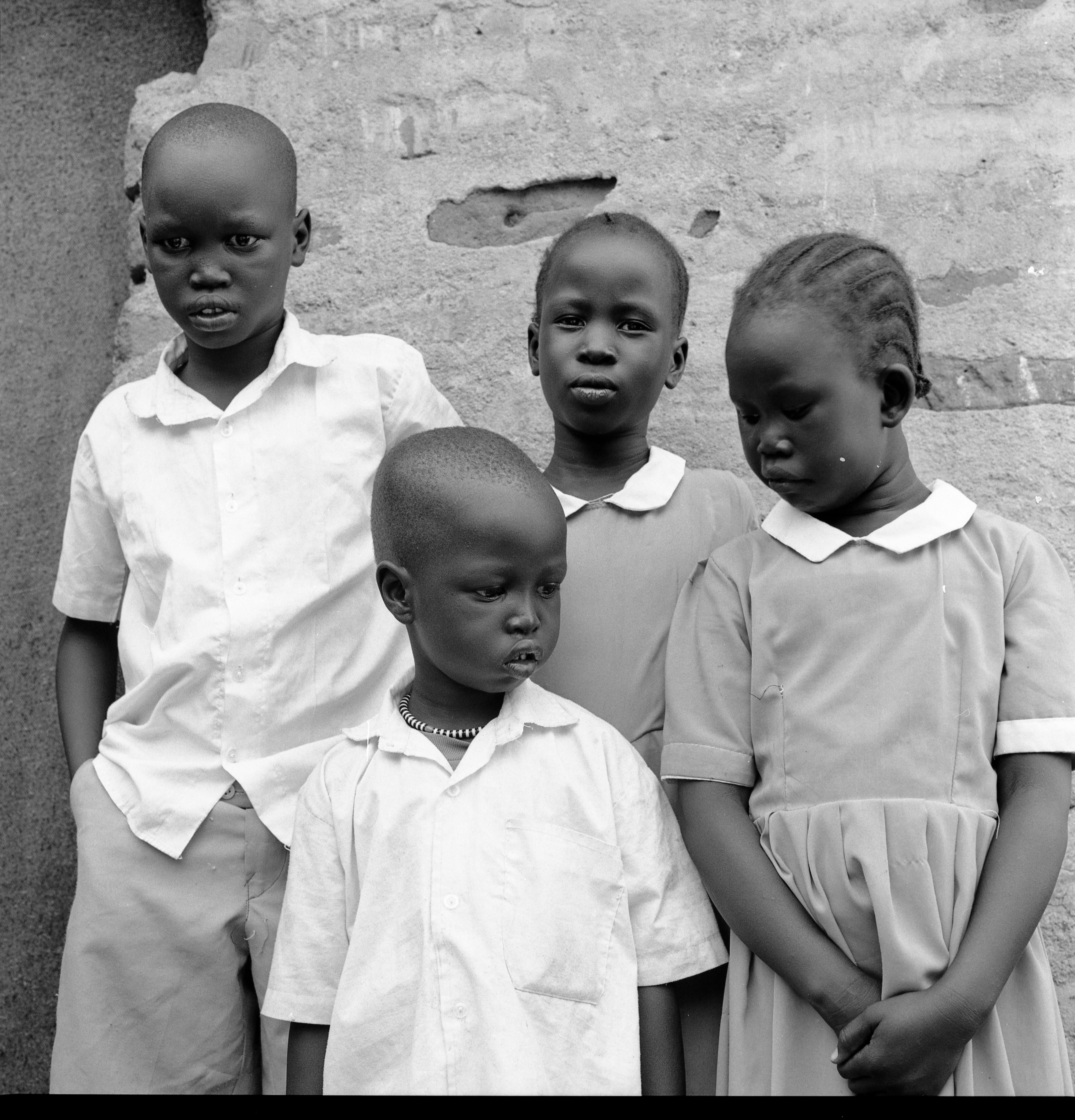 Anyes Machar  kids