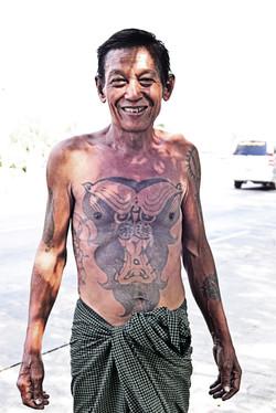 U Kyaw Hlaing Thar Yar