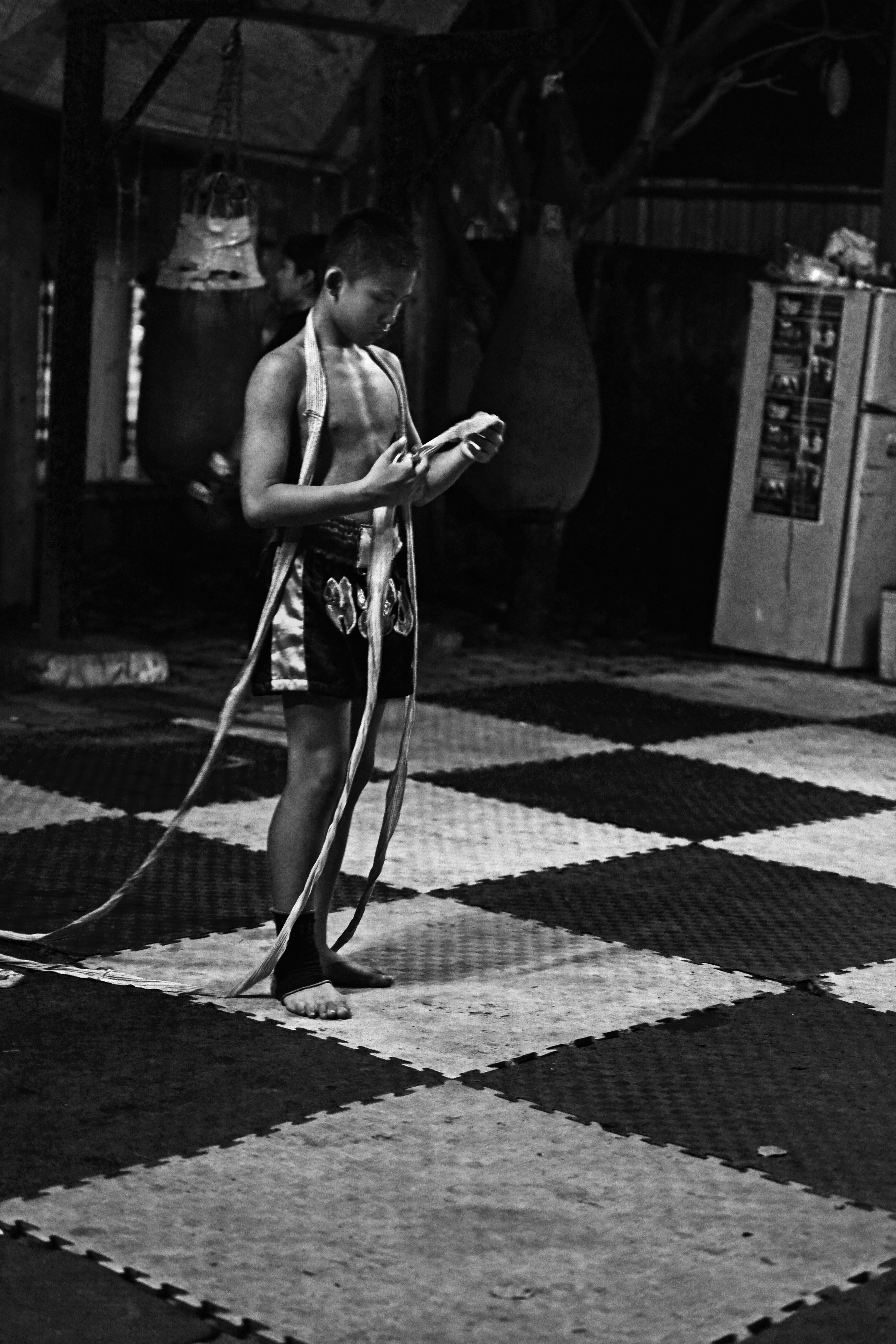 Muay Thai 50