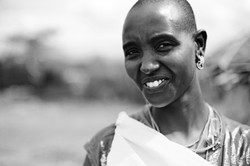 Samburu Young Woman 1