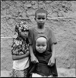 Mohamed Amin Hajji kids