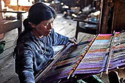 Sezang  Village Weaver 1 Dec 18