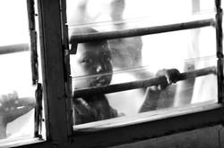 Maungu - boy at window