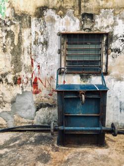 Cart, Georgetown