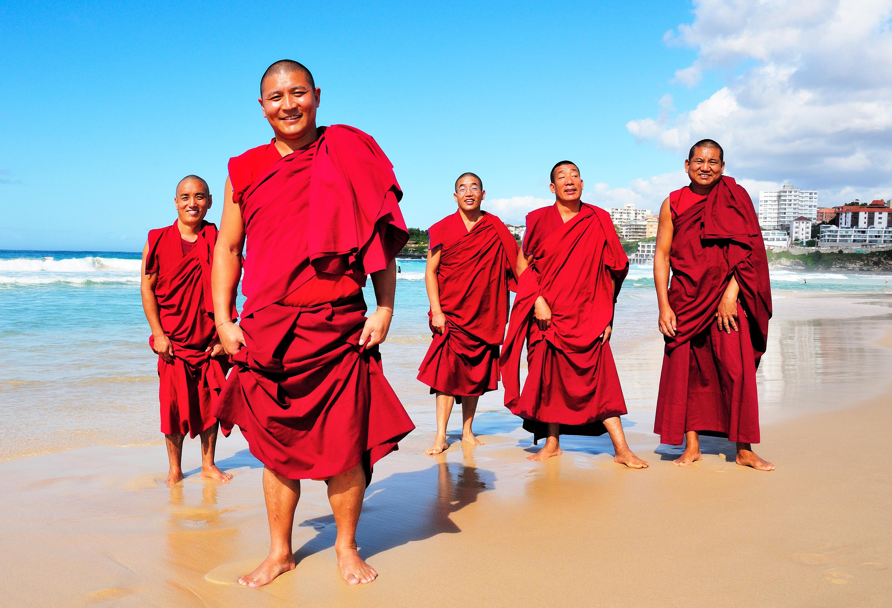 Guyto Monks