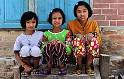 Falam Three Sisters