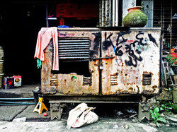 Yangon Still Life 8