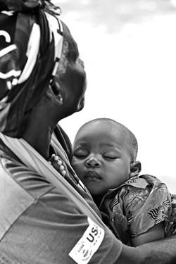 Maungu - babe in arms