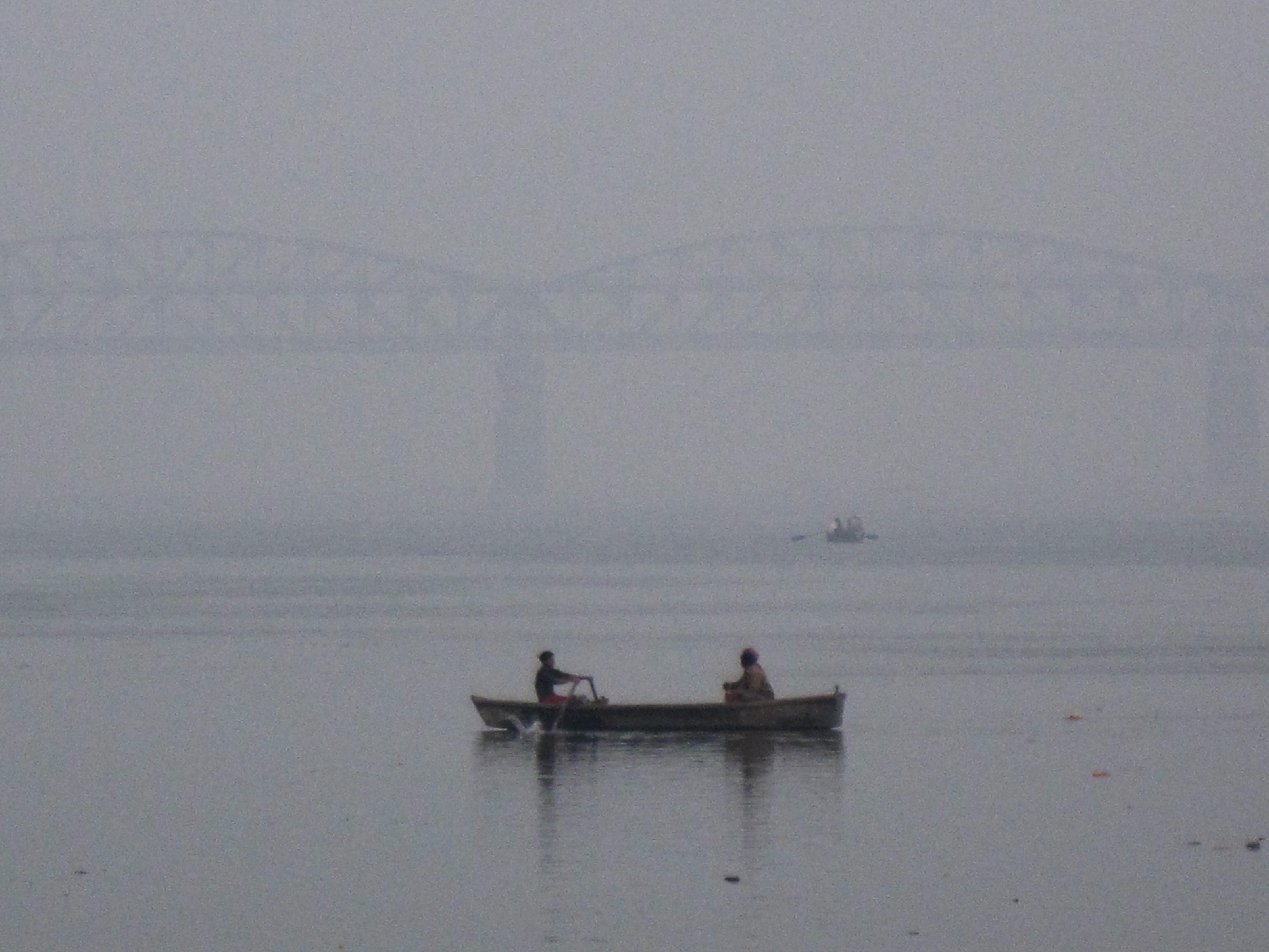 Ganga rower 1