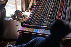 Sezang  Village Weaver 3 Dec 18