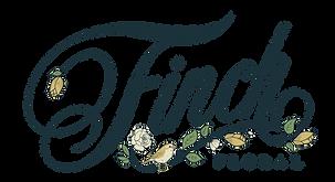 finch floral logo
