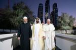 I segnali dello storico viaggio del Papa negli Emirati arabi