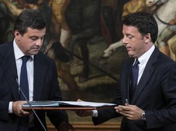 L'accelerazione di Calenda e la competition di Renzi