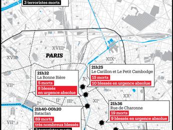 8/sett./ 2021- Inizia processo degli attentatori che han fatto 131 morti a Parigi  il 13/nov./2015.