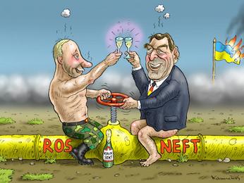 Putin benedice la nomina di Schröder a presidente del colosso Rosneft
