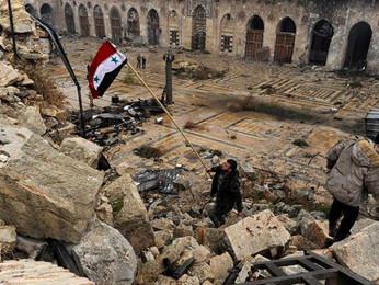 Breve storia della guerra civile in Siria  dal 2011 al 2018