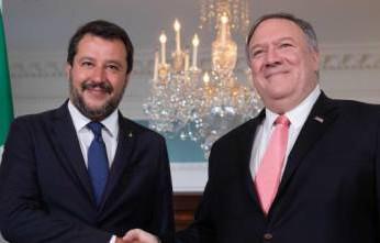 """Salvini all'Ue: """"Flat tax? Si farà""""..."""