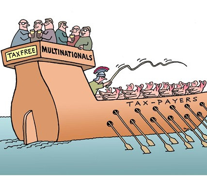 evasione multinazionali