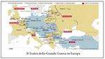 Il complesso militare industriale delle grandi potenze europee durante la  I Guerra Mondiale