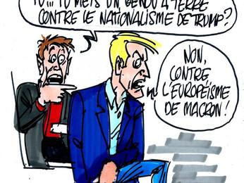 Macron sull'Europa (discorso alla Sorbona 2017)