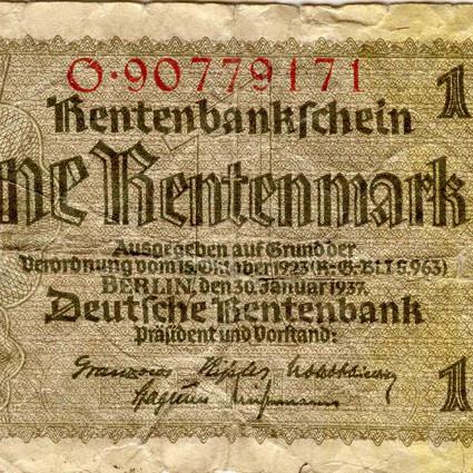 Rentenmark_(front)