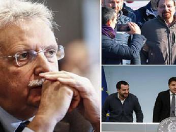 Salvini e Bonafede  trasformano l'arresto del terrorista Battisti in spettacolo mediatico