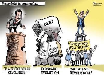 Perchè il Venezuela è in crisi?