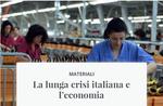 LA LUNGA CRISI E L'ECONOMIA ITALIANA