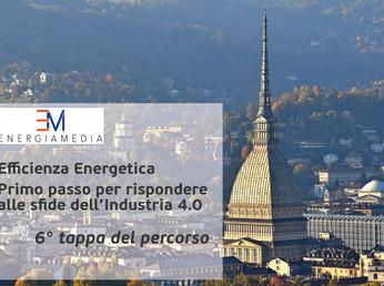 Industria 4.0: Torino, laboratorio anticipatore di regole