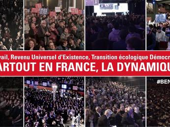 """Hamon 58% Valls 42: primarie presidenziali del Partito Socialista Francese """"perderemo, ma si to"""