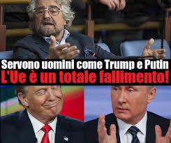 Disgregare l'Unione Europea: ecco l'obiettivo comune di Trump e Putin