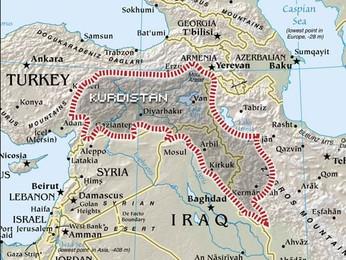 Kurdistan, lo Stato che non c'è...