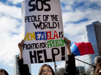 Il Venezuela sull'orlo della guerra civile?